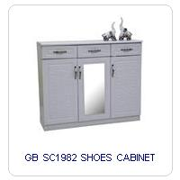 GB SC1982 SHOES CABINET